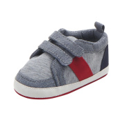 Baby Boy Girl Toddler First Walking Shoes,Soft Anti-slip Canvas Casual Shoes, Longra® Baby Shoes Suitable For 3-12 Months Baby