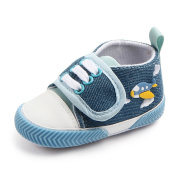 Rapidly Baby Shoes, Cartoon Stickers Newborn First Walking Shoes/Baby Toddler Shoes,Boys & Girls