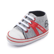 Rapidly Baby Shoes, Football Silk Screen Baby Toddler Shoes/Infant First Walking Shoes,Boys & Girls