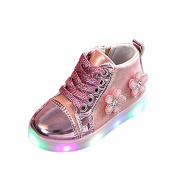 Colourful TM Fashion Children Girls Sneaker Boots Kids Warm Baby Casual Shoes