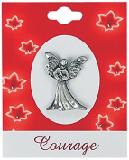 Cathedral Art BA209 Courage Angel Pin