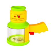 Luerme Bug Catcher and Viewer Nature Exploration Insect Microscope Backyard Explorer for Kids Children