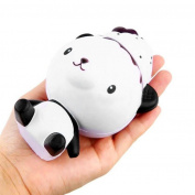Squishy Toys Slow Rising Toys, Sonnena Exquisite Fun Q Poo Panda Scented Slow Rising Jumbo Squishy Toys Stress Relief Toys Gifts for Kids Adults Birthday Party Favours Squeeze Decompression Toys Easter Day Gift