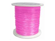 Elastic 0.8 mm Pink