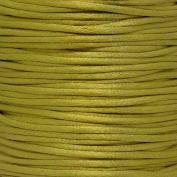 Rattail 2mm Rattail Satin Cord - Olive - 5m
