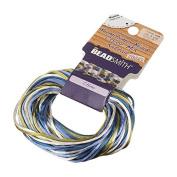 Kumihimo Satin Rattail Cord 1mm Chino 4 Colours 12yds