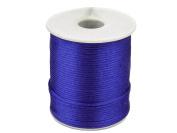 Satinschnur Ø2mm 1 M Royal Blue
