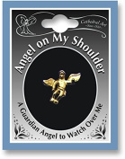 Cathedral Art T600 Guardian Angel Inspirational Lapel Pin