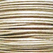 k2-accessories 30M 1mm Waxed Cotton Thong Cord - Natural - C0610 / 3 Bundles