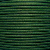 k2-accessories 30M 1mm Waxed Cotton Thong Cord - Dark Green / 3 Bundles