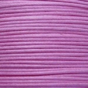 k2-accessories 30M 1mm Waxed Cotton Thong Cord - Lilac Purple - C0599 / 3 Bundles