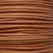 k2-accessories 30M 1mm Waxed Cotton Thong Cord - Coffee - C0596 / 3 Bundles