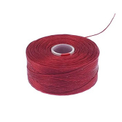 Beadsmith Superlon (S-Lon) Tex45 Size D - Red - 70m