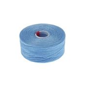 Beadsmith Superlon (S-Lon) Tex45 Size D - Light Blue - 70m