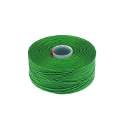 Beadsmith Superlon (S-Lon) Tex45 Size D - Green - 70m