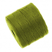 Superlon Bead Cord Tex210 - Chartreuse - 70m