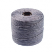 Superlon Bead Cord Tex210 - Dark Lavender - 70m