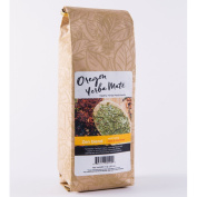 Oregon Yerba Mate, Zen Blend [Well Being], Premium Organic Loose Leaf Tea, Smooth Taste, Healthy Alkaline Caffeine, 470ml