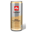 illy issimo Ready to Drink Caffe Latte, 250ml