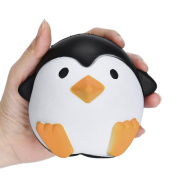 Squishy Toys Stress Relief Toys, Sonnena 2018 Newest Cute Penguins Slow Rising Toys for Kids Adults Birthday Party Favours Squeeze Toys Decompression Toys Stress Reliever Gift Easter Day Gift