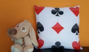 Nursery Cushions Children's cards pillow Bedroom Kids decoration 100% pocer