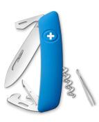 Swiza D03 Blue Gift Box Swiss Knife-KNI.0030.1032