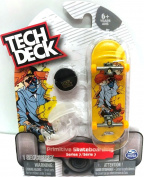 Tech Deck Primitive Skateboarding Series 7 Shane O'Neill 96mm Fingerboard Set