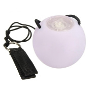 Lovely Bright Glow Throwing LED Balls Glowing Light Handball Playing Toy Gift
