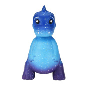 Squishy Toy,Han Shi Jumbo Galaxy Dinosaur Scented Cream Slow Rising Squeeze Toys Collections