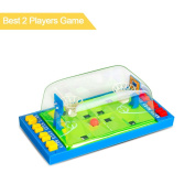 Lymor Desktop Mini Basketball Game Toy 2 Players Decompression Table Top Game