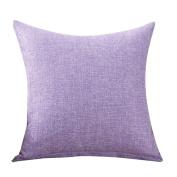 Voberry Fashion Throw Pillow Cases Simple Fashion Throw Pillow Cases Cafe Sofa Cushion Cover Home Decor 40*40cm