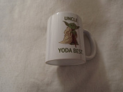 Uncle Yoda best 330ml Ceramic Mug Birthday gift xmas