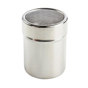 Chocolate Shaker Duster Coffee Flour Sifter Stainless Steel Dispenser Cappuccino Coffee Spray Art
