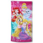 Disney Princess Royal Pets Shower/Bath Towel/Beach Towel 100% Cotton – 70 x 140 cm