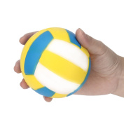 Squishy Toys Stress Relief Toys, Sonnena 2018 Newest Volleyball Slow Rising Toys for Kids Adults Birthday Party Favours Squeeze Toys Decompression Toys Stress Reliever Gift Easter Day Gift