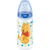NUK First Choice 10741608 Disney Winnie The Pooh Baby Bottle with Silicone Teat