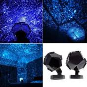 Celestial Star Cosmos Night Lamp Night Lights Projection Starry Sky Projector For Baby Girls Boys Bedroom Baby Nursery Lights