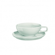 ASA 25111250 Hummingbird Tea Cup, Porcelain, White, 13 x 13 x 5.5 cm 2 Units