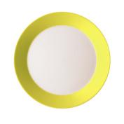 Arzberg Tric Breakfast Plate, Flat Rim Plate, Porcelain Plate, Sun, Porcelain, 22 cm, 49700-670204-10022