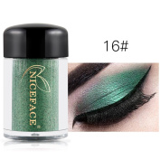 certainPL Glitter Loose Makeup Eye Shadow Dust Powder Flash Eyeshadow Makeup Party Cosmetic
