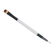 Double-head Eye Shadow Brush,certainPL Makeup Brush Double-end Eyeshadow Eyeliner Brush Applicator Makeup Cosmetic Tool