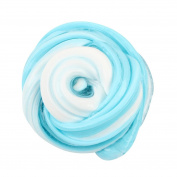 Esharing Kids Colourful Mixing Cloud Slime Squishy Stress Children Clay Cure Toy,Perfect Gifts for Arts Crafts