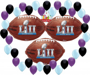 Super Bowl 52 Deluxe Party Balloon Bundle