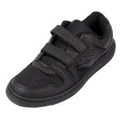 Lotto Ace Gs Junior Lace Black Shoes - 3 UK