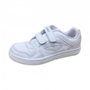Lotto Ace Ps V-1 Pre-school Hook and loop White Shoes - 12 UK