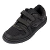 Lotto Ace Ps V-2 Pre-school Black Shoes - 10 UK