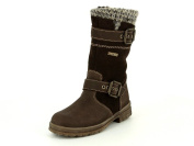 Däumling Boys' 200021-S-30 Boots Brown Denver espresso