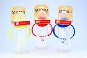 Sure Baby 250ml Feeding Bottle with Handles - Assorted Colours