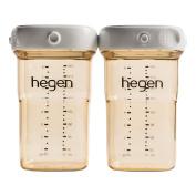 Hegen PCTO Press to Close Twist to Open 240ml/8oz Breast Milk Storage PPSU