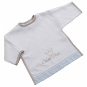 Be Be's Collection 530 – 50 sleeves Bib with Hook and loop Prince Set of 6 Blue